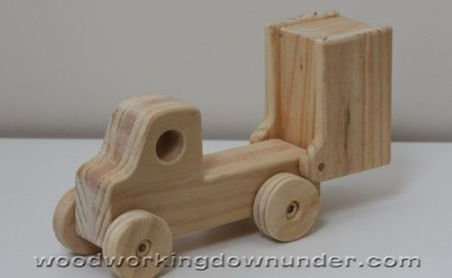 Wooden Truck Plans Fun To Build Pinterest Toys Wooden