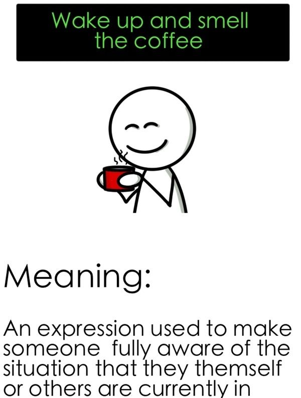 210 best images about English idioms on Pinterest