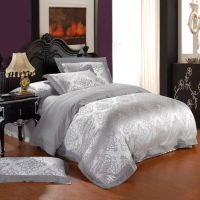1000+ ideas about Silver Bedding Sets on Pinterest ...