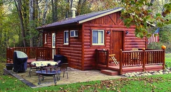 Mohican Cabin Rentals
