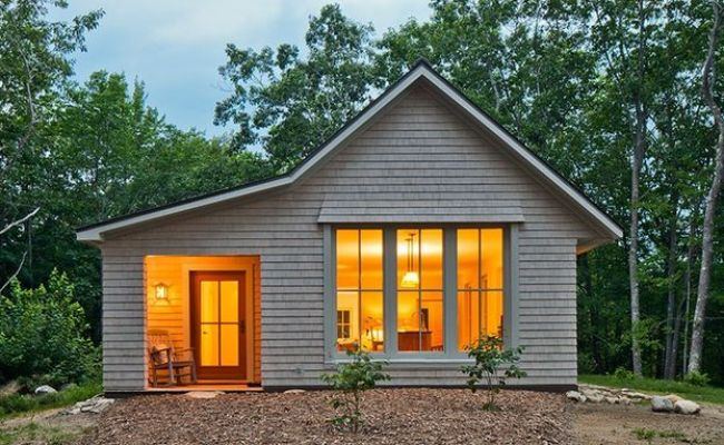 Top 25 Ideas About Small And Prefab Houses On Pinterest