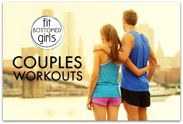 7 workouts for couples!: