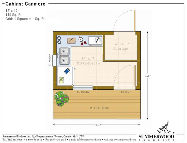 1000+ Images About 8 X 12 Tiny House Floor Plan On