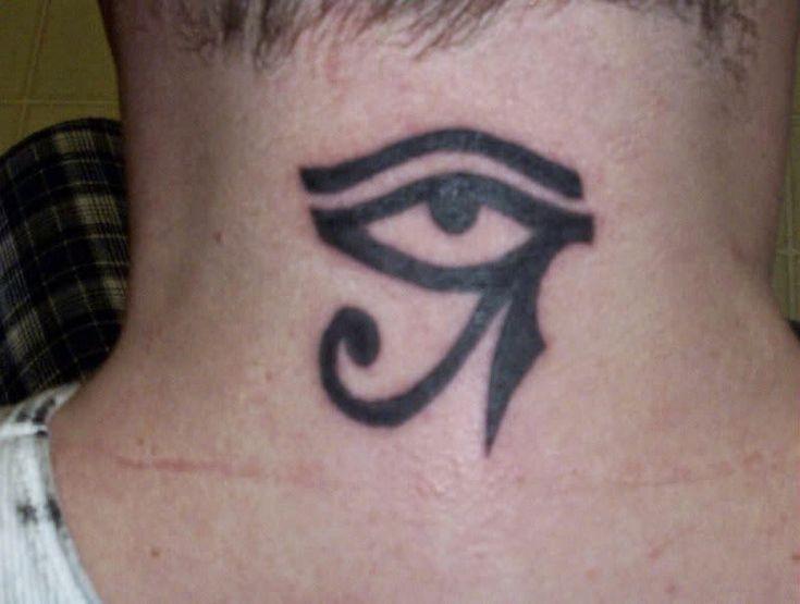 Best 20+ Egyptian Eye Tattoos Ideas On Pinterest