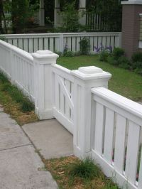 Best 25+ Front yard fence ideas on Pinterest