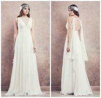17 Best ideas about Greek Wedding Dresses on Pinterest ...