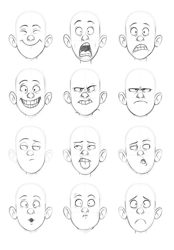 436 best 25 essential expression challenge images on Pinterest