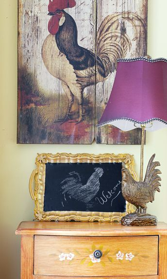 12 Best Images About Roosters Decor On Pinterest Kitchen