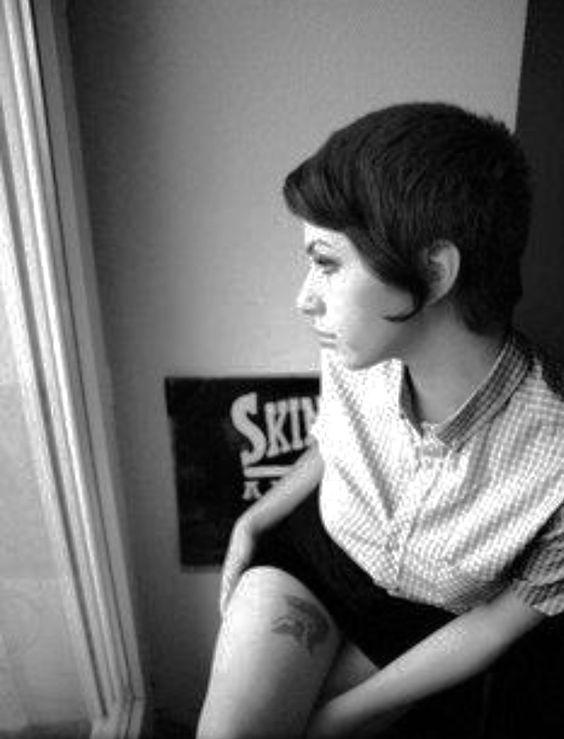 Die Besten 25 Skinhead Mädchen Ideen Auf Pinterest Skinhead