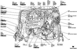 Basic Car Parts Diagram | Car Parts Diagram Below are