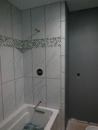 1000+ ideas about Tile Tub Surround on Pinterest   Tub ...