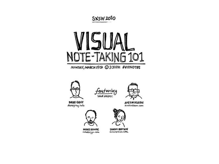 25+ best ideas about Visual note taking on Pinterest
