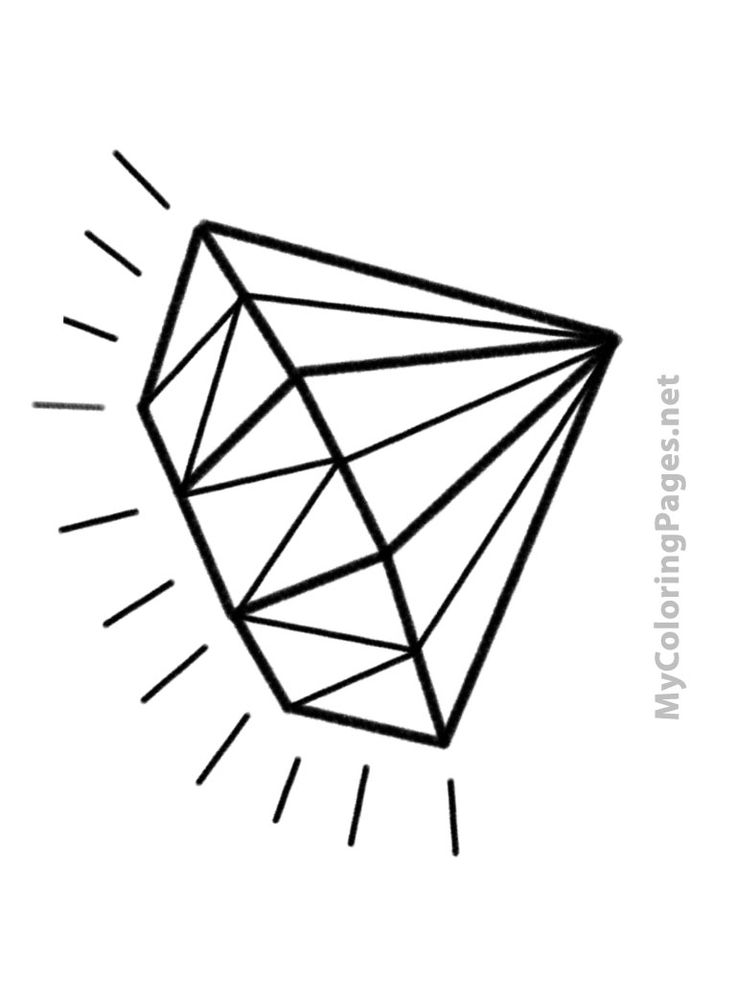 specials diamond. Free coloring book pages find, print and
