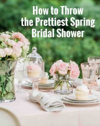 25+ best ideas about Spring Bridal Showers on Pinterest ...