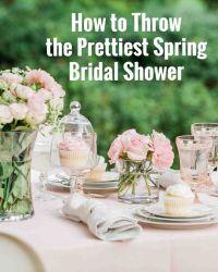 25+ best ideas about Bridal Shower Menu on Pinterest ...