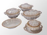 antique dinnerware sets | ... THIS ITEM SOLD* Antique Set ...