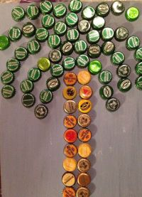 The 25+ best Bottle cap art ideas on Pinterest | Bottle ...