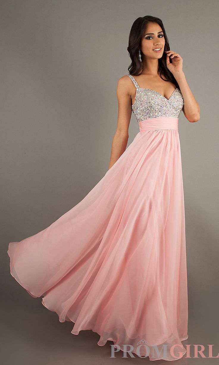 25 best ideas about Long pink dresses on Pinterest  Gorgeous prom dresses Prom dresses two