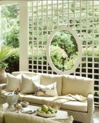 17 Best ideas about Lattice Wall on Pinterest | Privacy ...