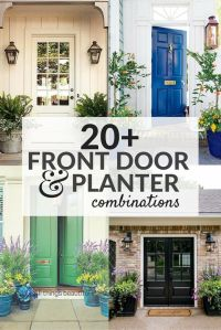 1000+ ideas about Front Door Planters on Pinterest ...