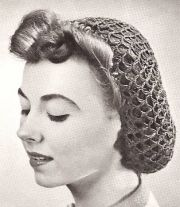 hair care vintage