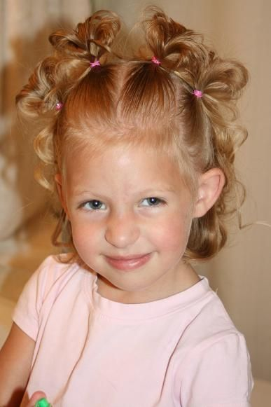 25 Best Ideas About Toddler Curly Hair On Pinterest Hair Styles