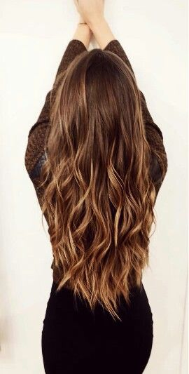 25 Best Ideas About Long Brown Hair On Pinterest Long Dark Hair