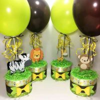 17 Best ideas about Safari Centerpieces on Pinterest ...