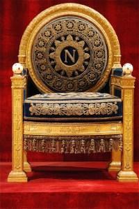 Trne de Napolon Ier aux Tuileries | Chairs | Pinterest ...