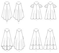 Tent Dress Pattern | www.pixshark.com - Images Galleries ...