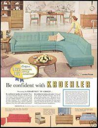 109 best images about Vintage Furniture Ads on Pinterest ...