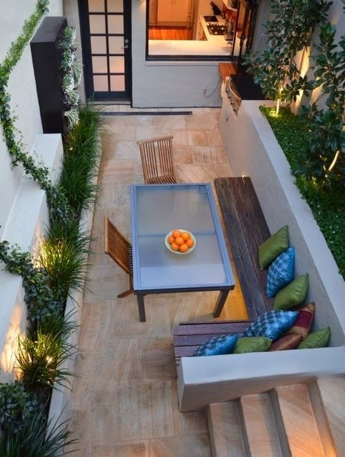 25 Best Ideas About Small Courtyards On Pinterest Small