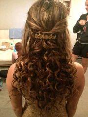 ideas cute prom hairstyles