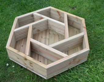 25 Best Ideas About Wooden Garden Planters On Pinterest Diy