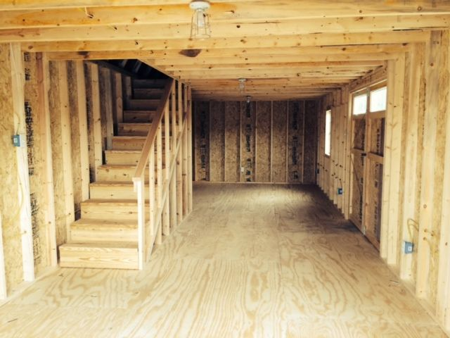 Add a full second floor loft to your building and