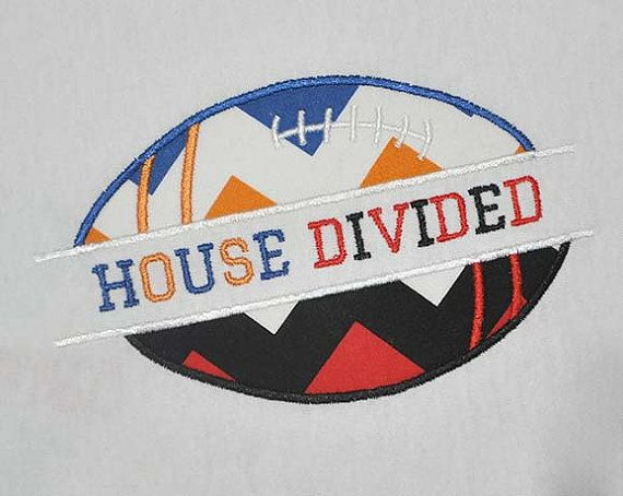 25 Best Ideas About House Divided Football On Pinterest House