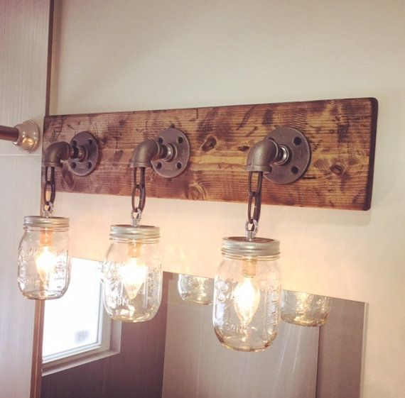 25+ best ideas about Rustic light fixtures on Pinterest