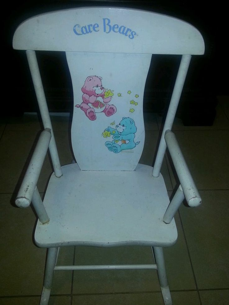 nursery rocking chair walmart rattan indoor 1000+ images about care bears on pinterest | bear tattoos, and lamps