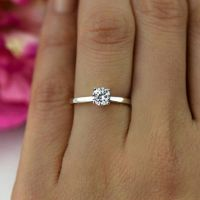 25+ best ideas about White gold diamonds on Pinterest