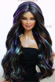 1000 barbie dolls