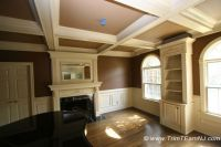 Loading file .. 060. Custom build library. Coffered ...