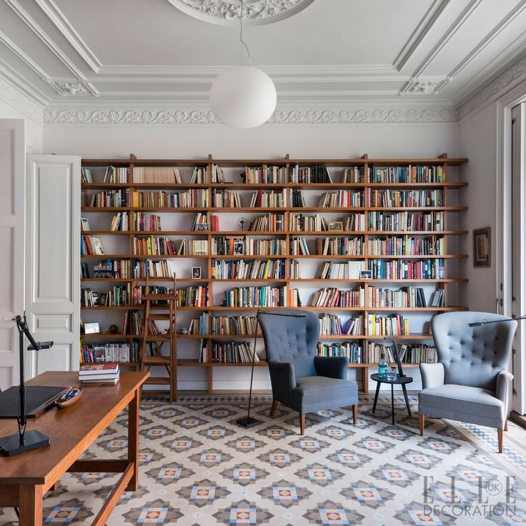 277 best images about AphroChic: Bookshelf Style on