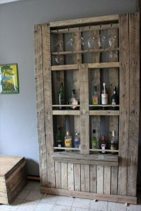 Liquor Cabinet Furniture - WoodWorking Projects & Plans