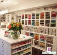 Best 20+ Craft rooms ideas on Pinterest | Scrapbook ...