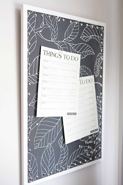 25 best ideas about Decorate corkboard on Pinterest  Diy memo board Framing fabric and Framed