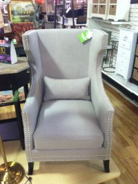 Wingback chair, TJ Maxx Home Goods | FURNISH | Pinterest ...