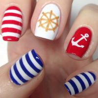 Best 25+ Cruise nails ideas on Pinterest