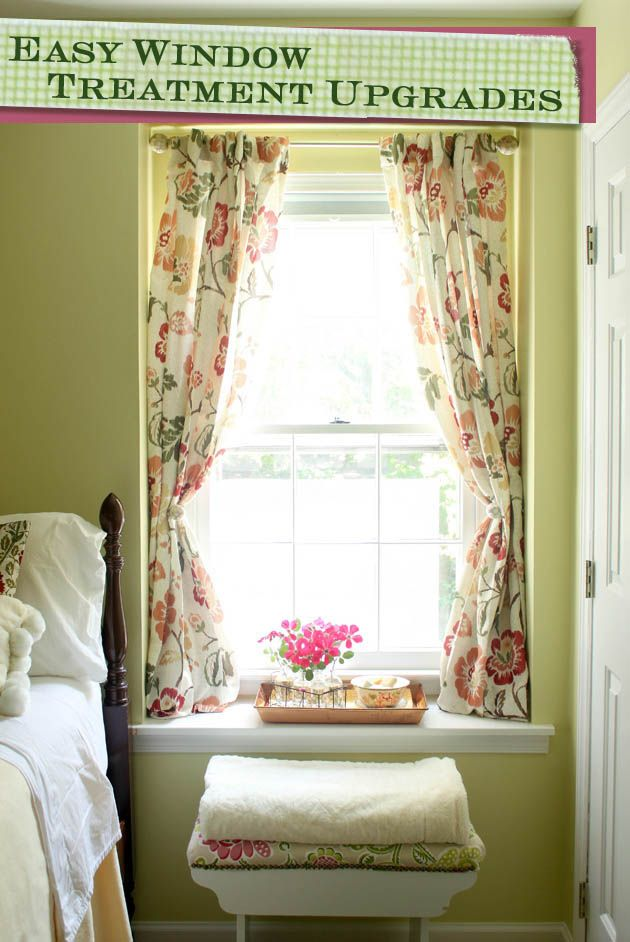 The 25 Best Ideas About Curtains Inside Window Frame On Pinterest