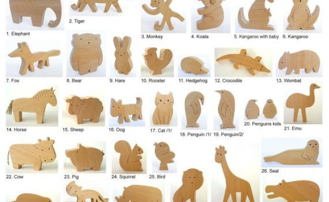 Scroll Saw Patterns For Wooden Toys Woodworking Projects