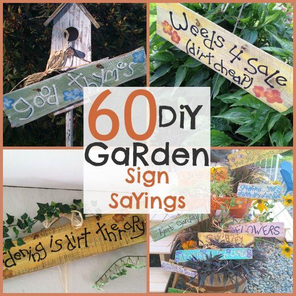 25 Best Ideas About Funny Garden Signs On Pinterest Garden